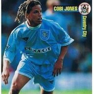 Cobi Jones's Dreads