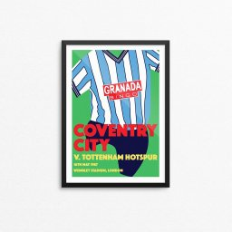 1987 Cup Final Print